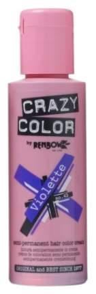 Краска для волос Crazy Color Renbow Extreme 43 Фиолетовый 100 мл