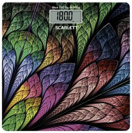 Весы напольные Scarlett SC-BS33E095