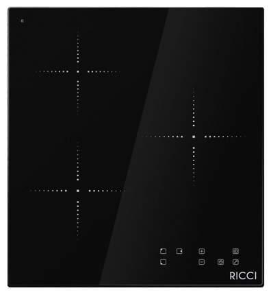 Встраиваемая варочная панель индукционная RICCI KS-C35403B Black