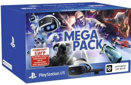 Шлем виртуальной реальности Sony PlayStation VR + 5 Игр (CUH-ZVR2 )