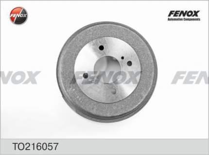 Барабан тормозной FENOX TO216057