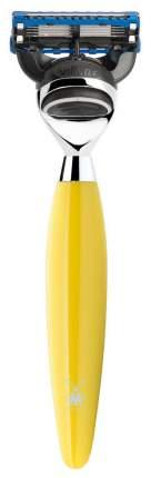 Станок для бритья MUEHLE KOSMO Fusion Лимонный