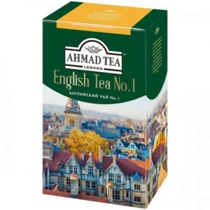 Чай черный листовой Ahmad Tea средний лист 100 г