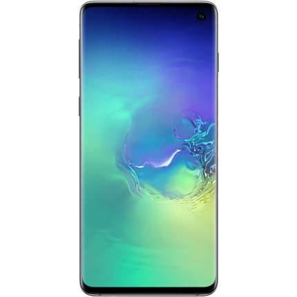 Смартфон Samsung Galaxy S10 SM-G973F/DS 128Gb Aquamarine
