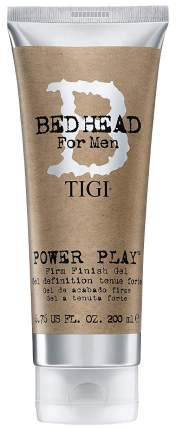 Гель для укладки Tigi Bed Head for Men Power Play Firm Finish Gel 200 мл