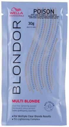 Осветлитель для волос Wella Professionals Blondor 30 г