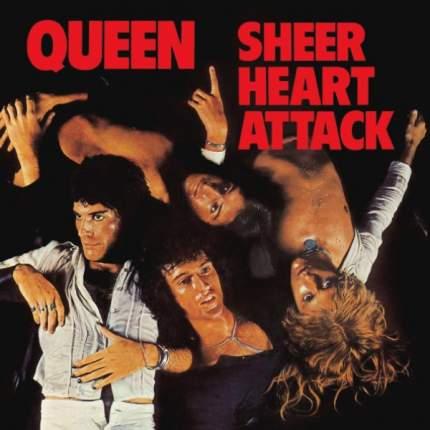 """Аудио диск Queen """"Sheer Heart Attack"""" CD"""