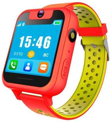 Смарт-часы Digma Kid K7m Red/Yellow