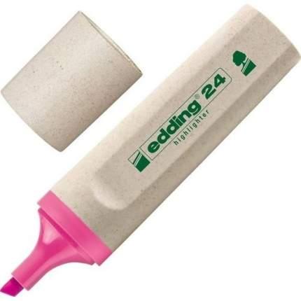 "Текстмаркер ""EcoLine"", 2-5 мм, розовый"