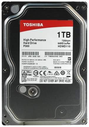 Внутренний жесткий диск Toshiba HDWD110UZSVA 1TB (HDWD110UZSVA)