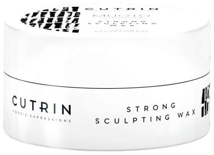 Средство для укладки волос Cutrin Muoto Rough Styling Wax 100 мл