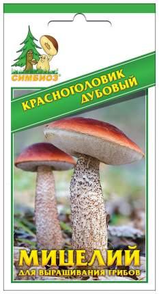 Мицелий грибов Зерновой Красноголовик Дубовый, 30 мл Симбиоз