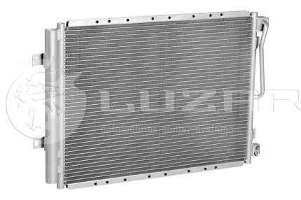 Радиатор кондиционера Luzar для Kia Sorento 2.5crdi 2006- LRAC08E1