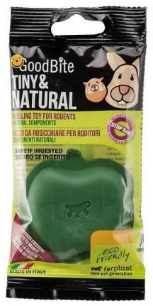 Жевательная игрушка Ferplast Goodb Tin & Nat Bag Яблоко для грызунов 7х6,5х1,6 см