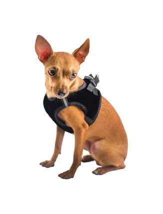 Шлейка для собак Дарэлл Zoo-M Герда L Черная