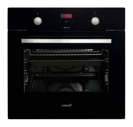 Встраиваемый электрический духовой шкаф CATA MD 7010 BK Black