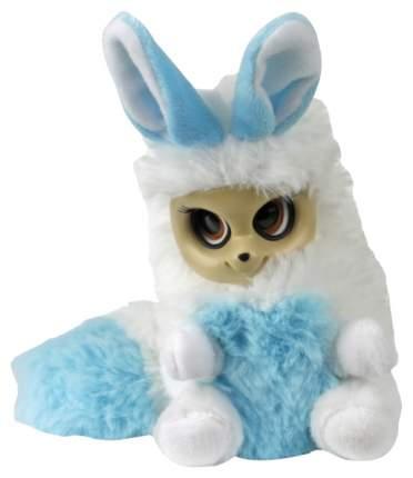 Мягкая игрушка 1 TOY Пушастик Ниша бело-голубой Bush Baby World