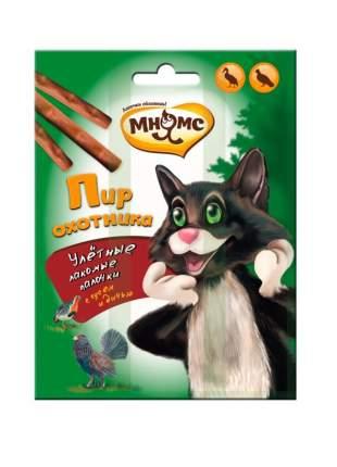 Лакомство для кошек Мнямс птица, дичь 0.012кг