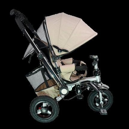 Велосипед детский трехколёсный Farfello TSTX010 лён хаки арт.TSTX010/4