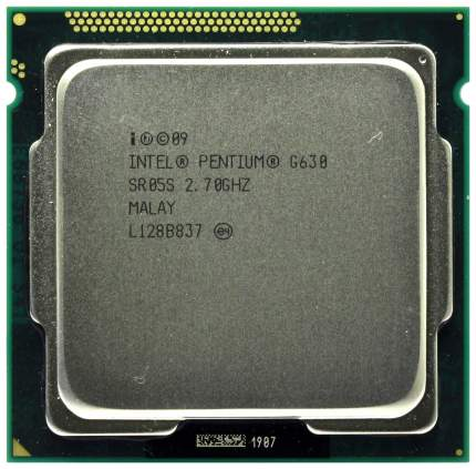 Процессор Intel Pentium G630 OEM