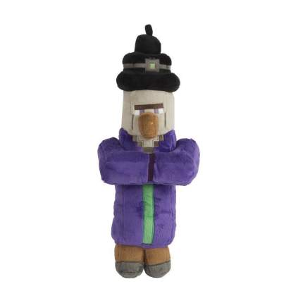 Мягкая игрушка Jinx Minecraft Witch Ведьма 36 см