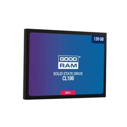 Внутренний SSD накопитель Goodram 120GB (SSDPR-CL100-120-G2)