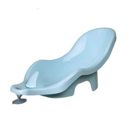 Bebe jou горка для купания аквасит голубой
