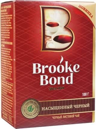 Черный чай Brooke Bond насыщенный 100 г