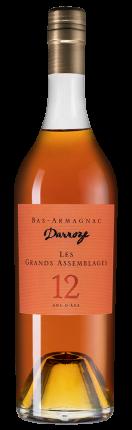 Арманьяк Bas-Armagnac Darroze Les Grands Assemblages 12 Ans d'Age 0.7л