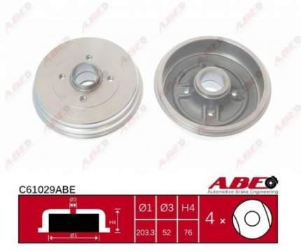 Тормозной барабан ABE C61029ABE