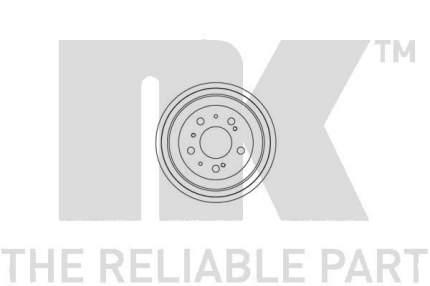 Тормозной барабан NK 261901