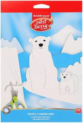 Набор белого картона Erich Krause ArtBerry 37216