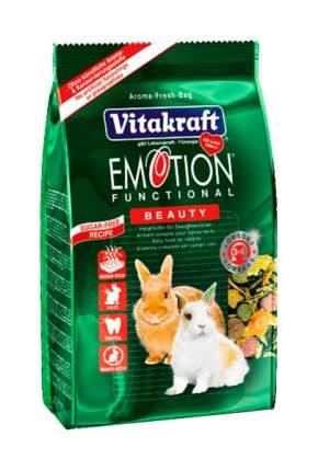 Сухой корм для кроликов Vitakraft FUNCTIONAL Emotion BEAUTY