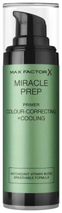 Праймер MAX FACTOR MIRACLE PREP COLOUR CORRECTING & COOLING PRIMER