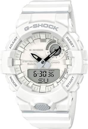 Японские спортивные наручные часы Casio G-SHOCK GBA-800-7A с хронографом