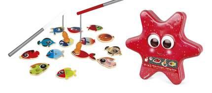 Игра в рыбалку Janod Starfish J08210
