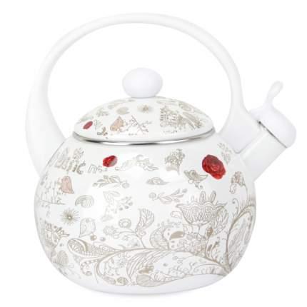 Чайник для плиты KELLI 4428/ 2.5 л