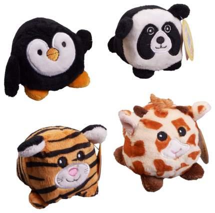 Мягкая игрушка животное Fluffy Family Дикие Круглики 681245 в ассортименте