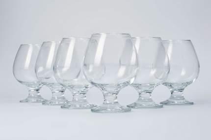 Набор бокалов Pasabahce bistro для коньяка 385 мл 6шт