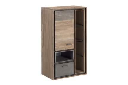 Платяной шкаф Hoff Beryl 80296009 55х35х100, коричневый