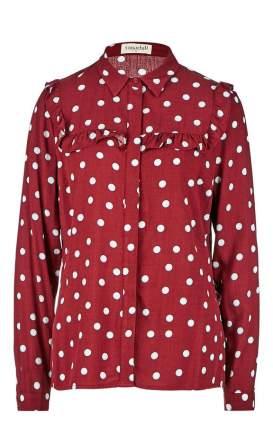 Блуза женская Sugarhill Brighton красная 50