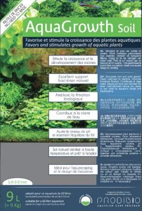 Питательный грунт Prodibio AquaGrowth Soil 1-3мм 9л