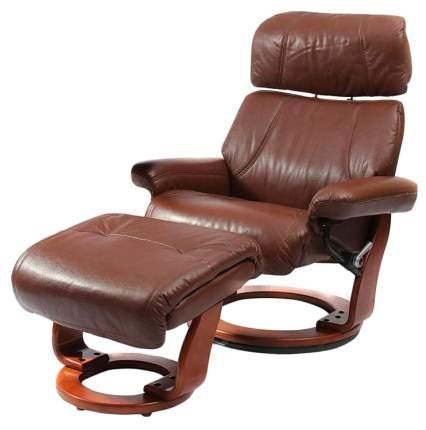 Кресло для гостиной Duorest 104х89х104 см, коричневый