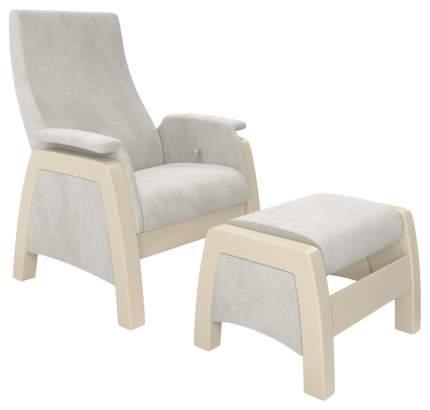 Кресло Для Гостиной Milli 105,5Х74Х84 См, Бежевый/Серый