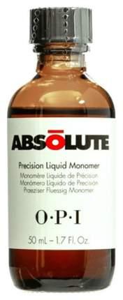 Средство для ухода за ногтями OPI Absolute Liquid Monomer 50 мл