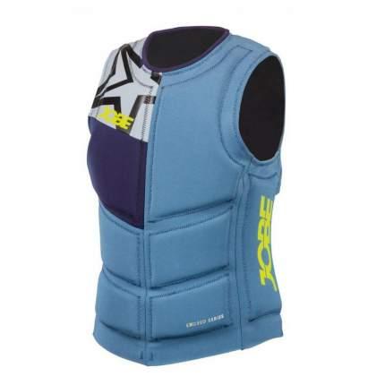 Гидрожилет мужской Jobe 2014 Impress Comp Vest, denim, XS