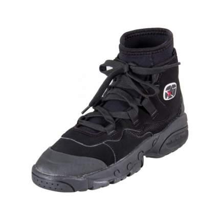 Гидроботинки унисекс Jobe 2015 Neoprene Boots, black, 7