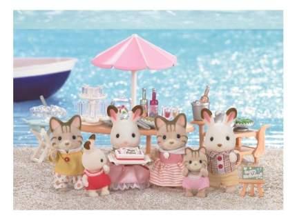 Игровой набор sylvanian families морская вечеринка