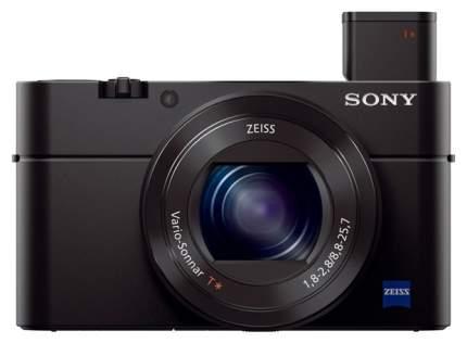 Фотоаппарат цифровой компактный Sony CyberShot RX100 III Black