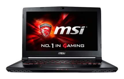 Ноутбук игровой MSI GS40 6QE-233RU